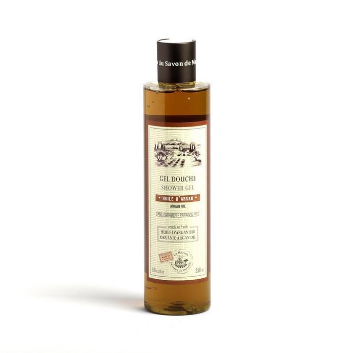 Gel douche l 39 huile d 39 argan bio par maisondusavon - Gel douche sans sodium laureth sulfate ...